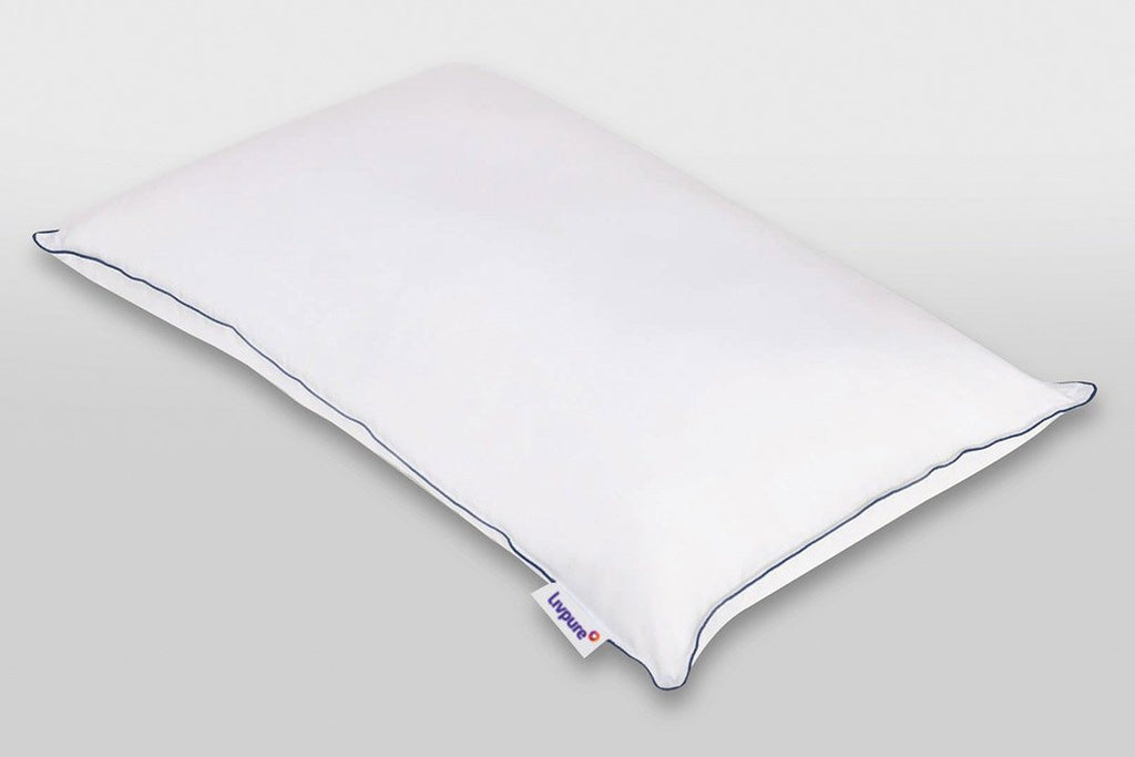 MICROFIBER PILLOW - CLOUD