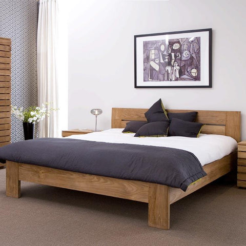 Solid Wood Turner Bed
