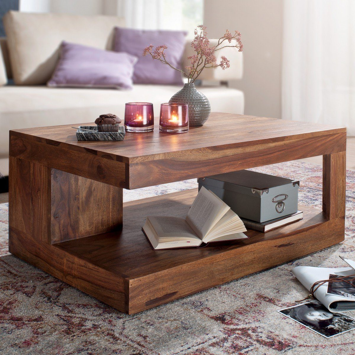 Prime Solid Wood Aspaki Centre Table Home Interior And Landscaping Oversignezvosmurscom