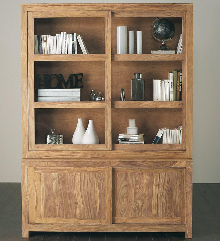 Solid Wood Voted Kitchen Cabinet Grand