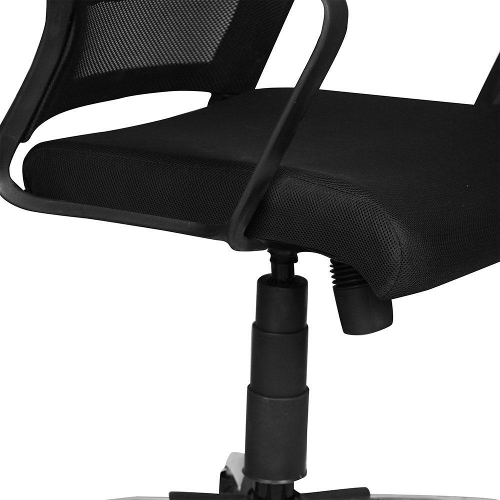 Frayer Revolving & Height Adjustable Ergonomic Office Chair with Pushback Tilt