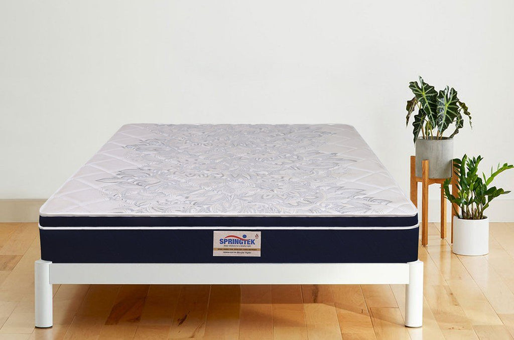 Euro Top Luxe Memory Foam Pocket Spring Mattress