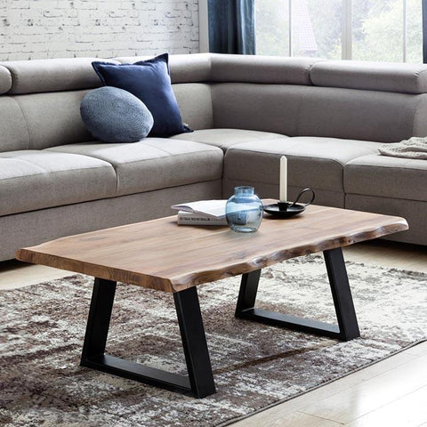 Solid Wood Indiana Live Coffee Table