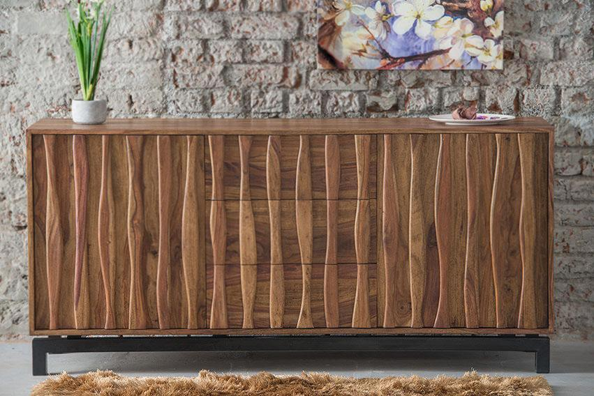 Solid Wood MADWAY Sideboard