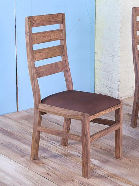 Solid Wood Cubex Dining Chair
