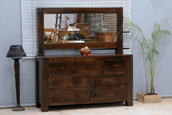 Solid Wood Romeo Dresser Large