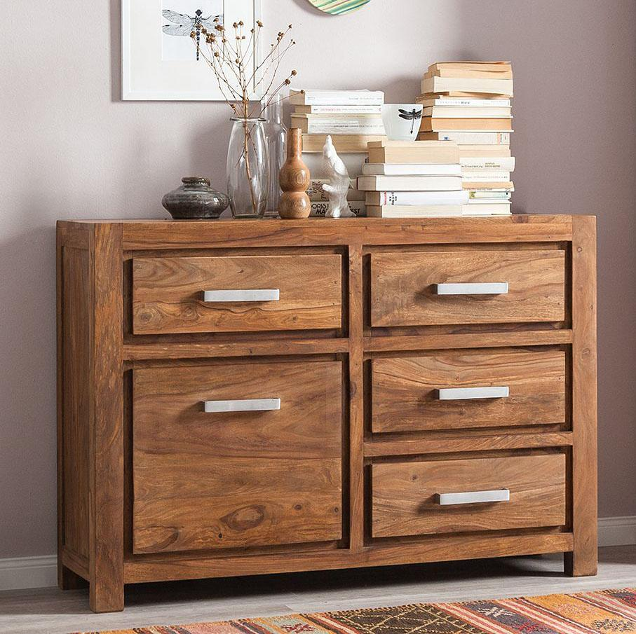 Solid Wood Port Sideboard