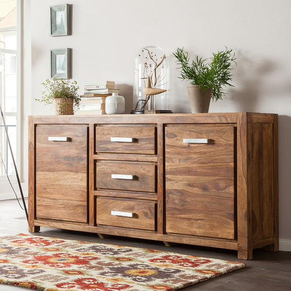 Solid Wood Port Sideboard Grand