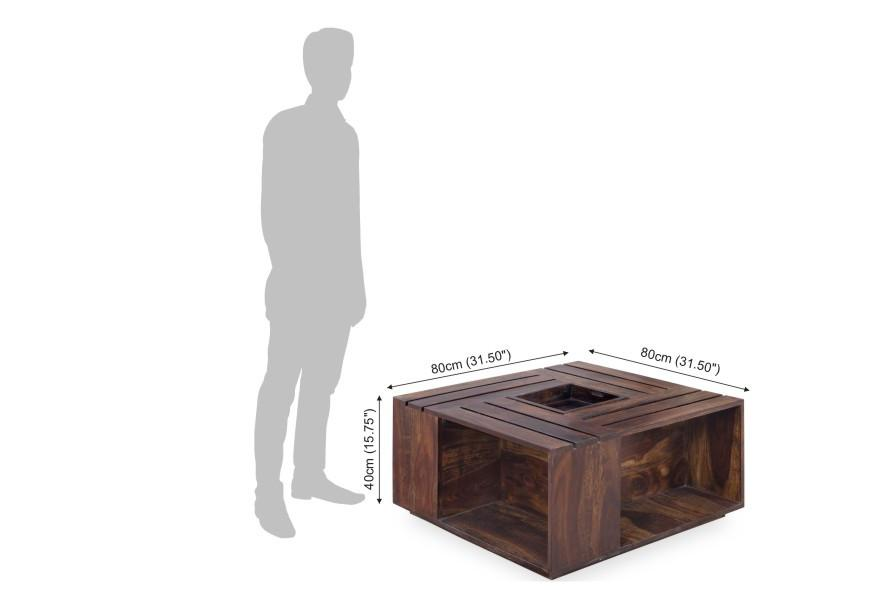 Solid Wood Crate Coffee Table Lynet Coffee Table Penland Coffee Table Buy Furniture Online