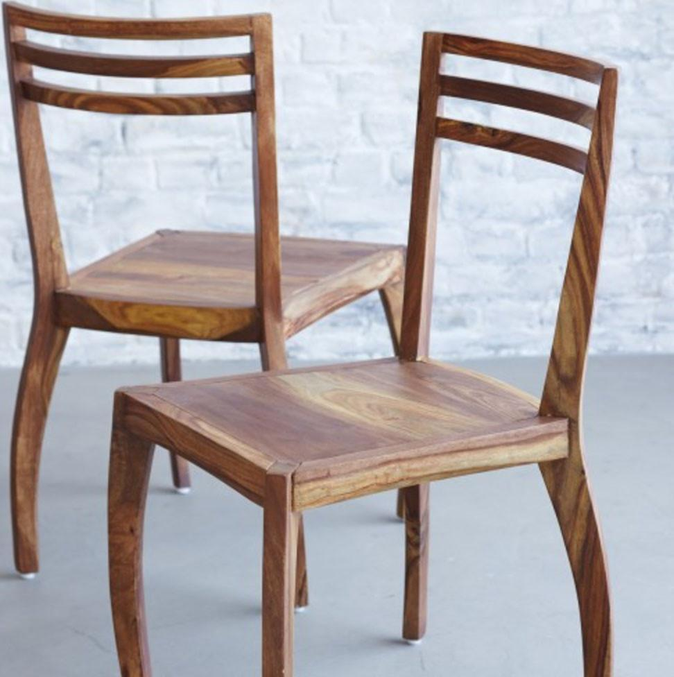 Solid Wood Eva Dining Chair