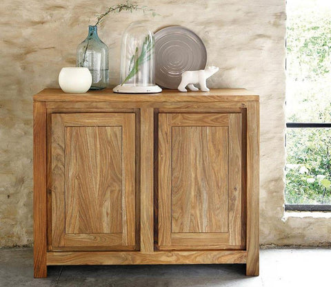 Solid Wood Voted Sideboard