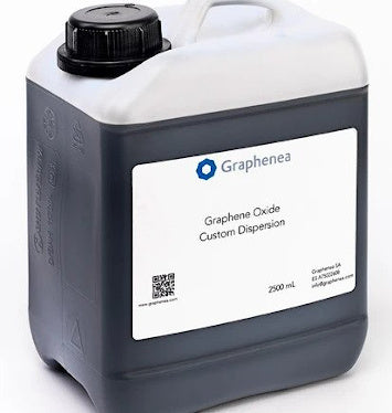 Custom graphene oxide dispersions now available