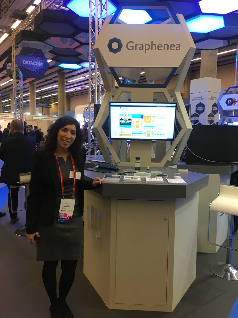 Graphene Experience Zone at MWC 2017