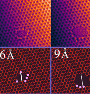 Graphene on TEM grids enables extreme resolution imaging