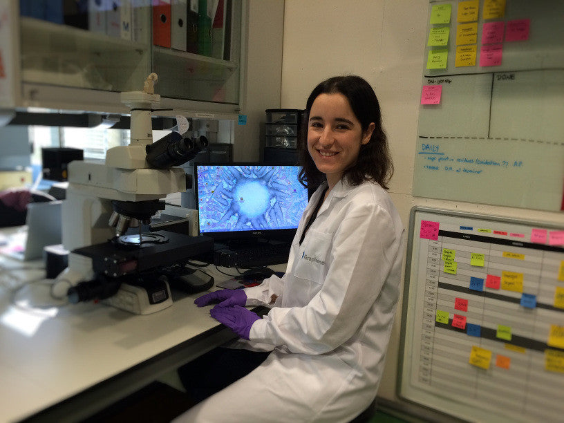Team Graphenea strengthened by Research Scientist