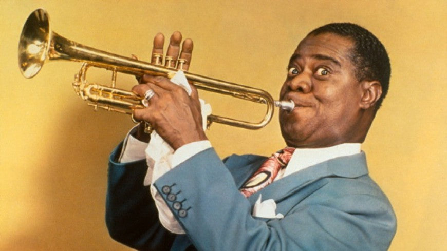annees folles Louis Armstrong