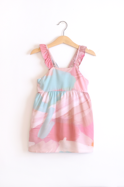 Clarisla Abstract Dress
