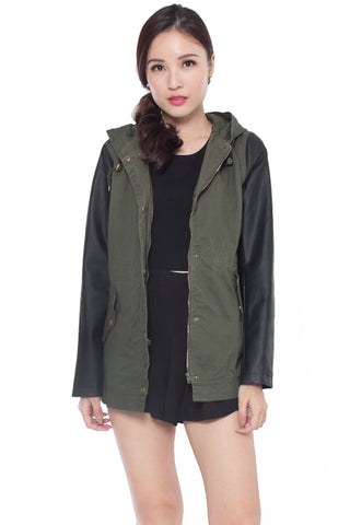 Marsellies Parka V2 (Army Green)