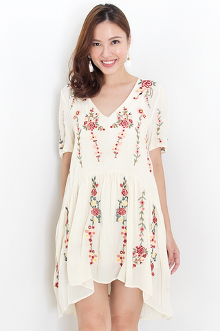 Princelle Embroidery Dress