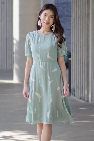 Sherne Dress (Mint)