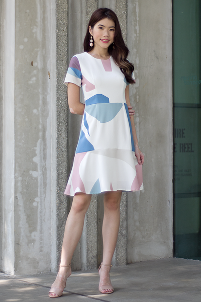 Careis Abstract Dress