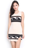 Hanzell Tribal Knit Dress