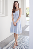 Jocie Lace Dress (Sky)