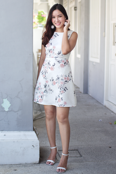 Lynie Floral Dress