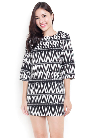 Genesis Aztec Two-Way Top