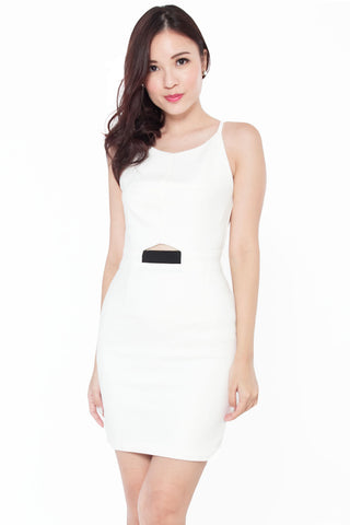 Maxelle Fitted Dress