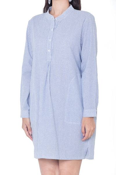 Francessa Relaxed Shirtdress