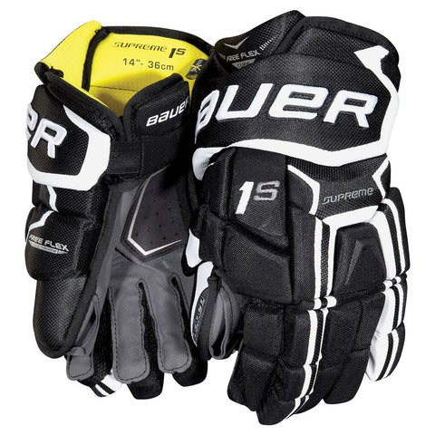 BAUER SUPREME 1S SR GLOVES