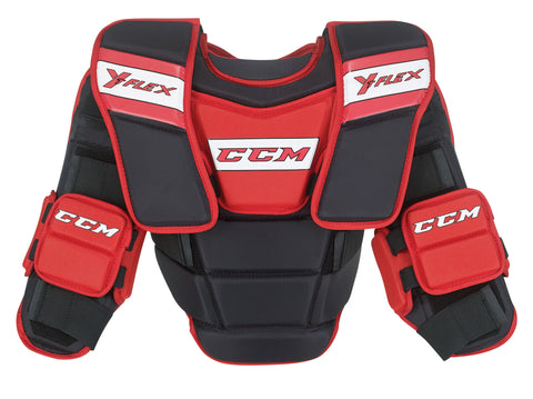 CCM YFLEX YOUTH CHEST PROTECTOR