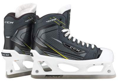 CCM TACKS 4092 SENIOR GOAL SKATES