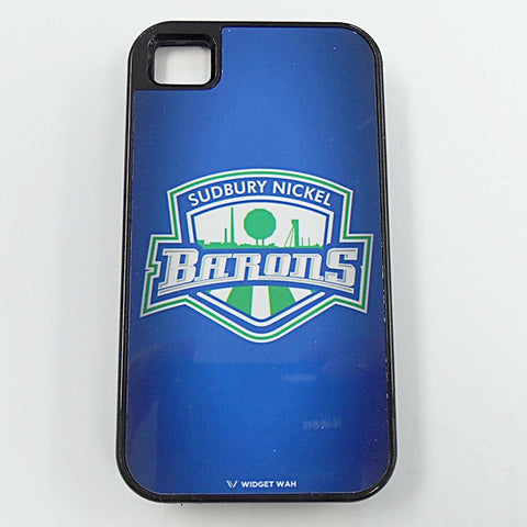 SUDBURY NICKEL BARONS iPhone CASE