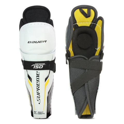 BAUER SUPREME 150 YOUTH SHIN PADS