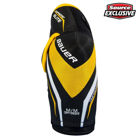 BAUER SUPREME ELITE JR ELBOW PADS