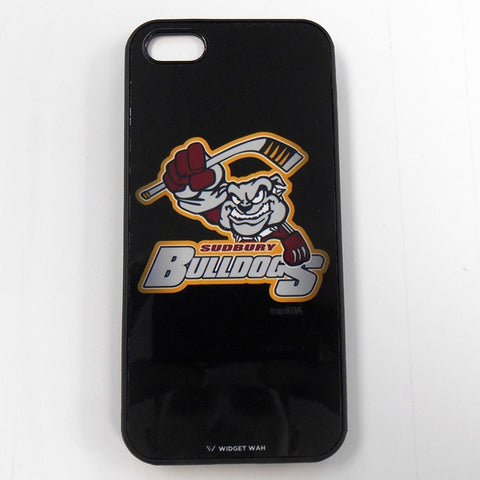 SUDBURY BULLDOGS iPhone CASE