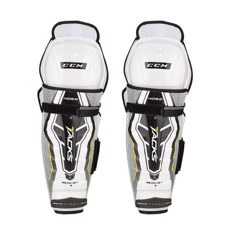 CCM TACKS 4052 JR SHIN PADS