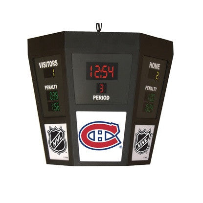 NHL OCTAGON SCOREBOARD LIGHT