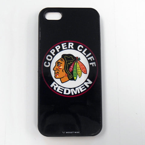 COPPER CLIFF REDMEN iPhone CASE