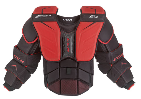 CCM EXTREME FLEX SHIELD E1.9 INTERMEDIATE CHEST PROTECTOR