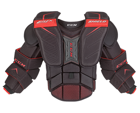 CCM EXTREME FLEX SHIELD SENIOR CHEST PROTECTOR