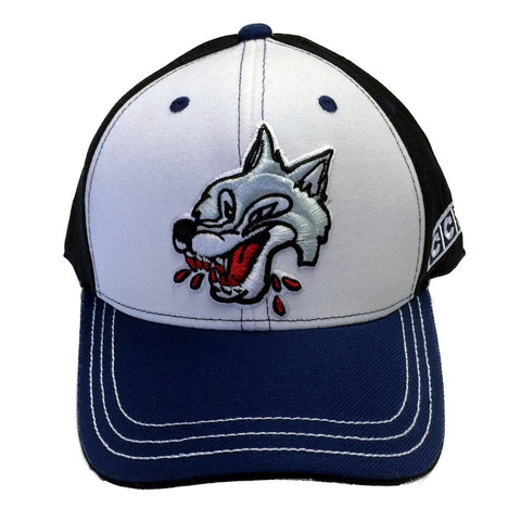 WOLVES CCM SNAP BACK HAT
