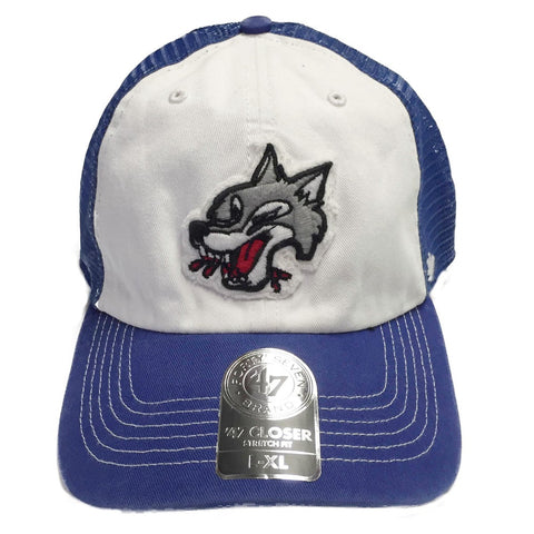 "SUDBURY WOLVES ""FORTY SEVEN BRAND"" STRETCH FIT"