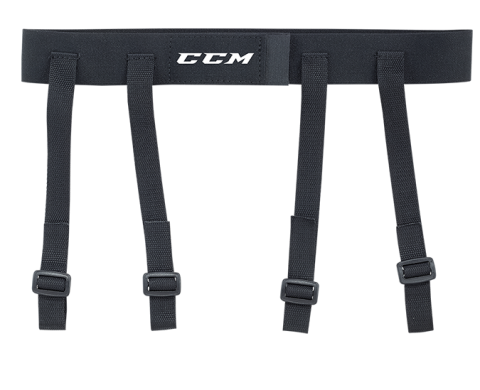 CCM SENIOR GOALIE GARTER BELT