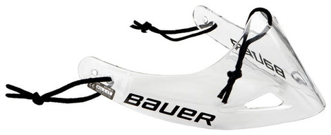 BAUER NME JR THROAT LEXAN