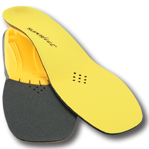 SUPERFEET PREMIUM INSOLES - YELLOW