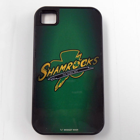 SHAMROCKS BASEBALL iPhone CASE