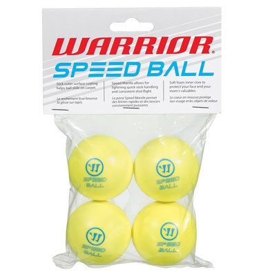 WARRIOR SPEED BALL (4pk)